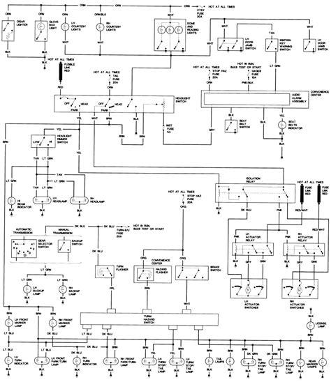 1986 Camaro Fuel Wiring Harnes Diagram by No Lights 82 Trans Am Third Generation F Message Boards