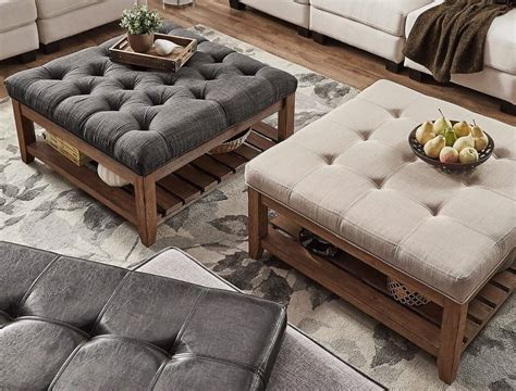 Large Ottoman by Top 10 Large Ottomans For Your Living Room
