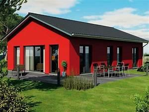 Bodenplatte Preis Qm : modulhaus icon bungalow bungalow von dennert massivhaus fertighaus mit satteldach und ~ Indierocktalk.com Haus und Dekorationen