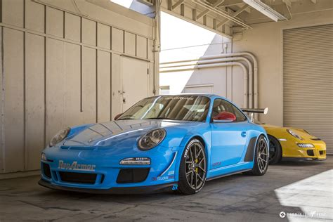 Featured Fitment Porsche 911 Gt3 With Vorsteiner V Ff 101s