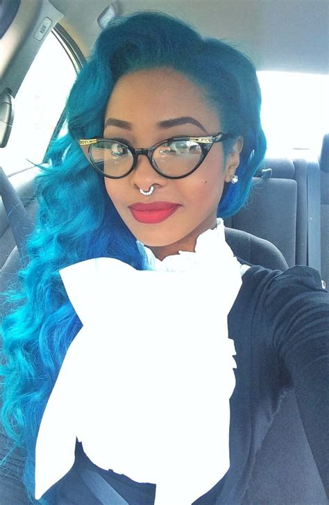 264 Best Colored Women With Colored Hair Images On