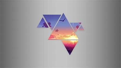 Graphic Abstract Polyscape Wallpapers Desktop Backgrounds Mobile