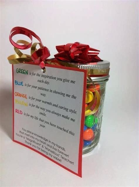 25 best ideas about daycare teacher gifts on pinterest daycare gifts preschool teacher gifts