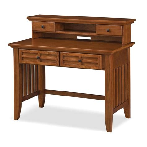 student desks for home shop home styles arts and crafts mission shaker student