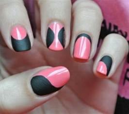 Easy nail art designs for new years indian makeup and