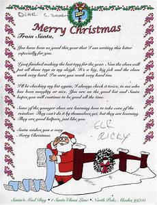Blank dear santa templates new calendar template site for Santa claus reply letters