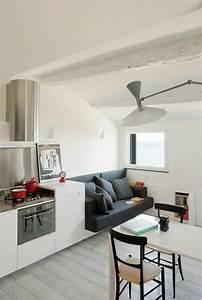 Amenager petit salon avec cuisine ouverte dootdadoocom for Amenager petit salon avec cuisine ouverte