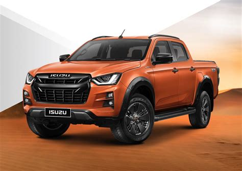 It's the japanese brand's workhorse that's designed to take on any road and any job. New Isuzu D-Max 2020