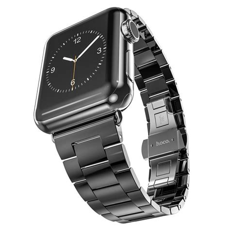 hoco slimfit stainless steel band  apple  mm