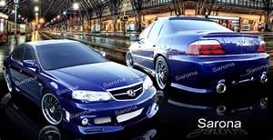 Custom Acura TL Trunk Wing Sedan 1999 2003 17900 Manufacturer Sarona Part AC 018 TW