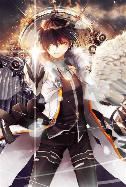 Raven Anime Elsword Iphone Graphics Cool Effex