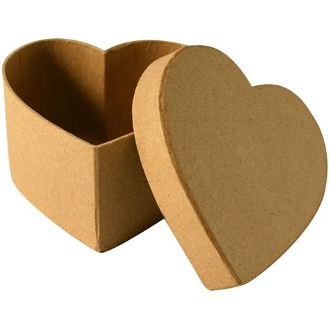 comment monter une cuisine boîte en coeur 10 5 cm boite en à décorer