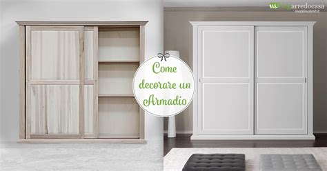 dipingere un armadio di legno decorare un armadio in legno 3 idee semplici e creative