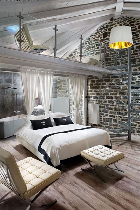 mezzanine bedroom ideas  sleep judge