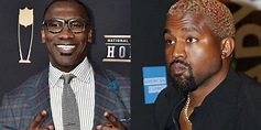 Shannon Sharpe Weighs In On Kanye Suing EMI For Not ...