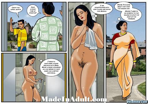 Read Velamma 26 Good Influences Hentai Online Porn Manga