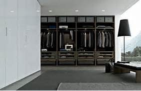 Amazing Modern Walk In Closet Senzafine Extremely Flexible Walk In Closet System By Poliform