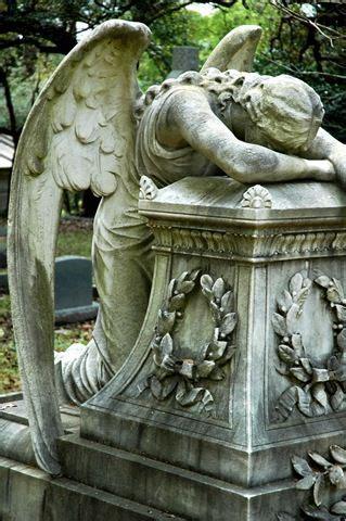 Angel Tattoo Statue