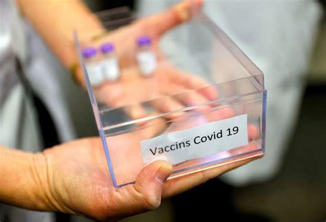 COVID-19 vaccine: Andhra Pradesh appeals for immediate ...