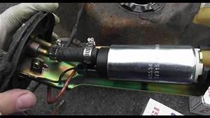 T2cg Honda Civic Ef B18c4 Part 26   Fitting A Walbro