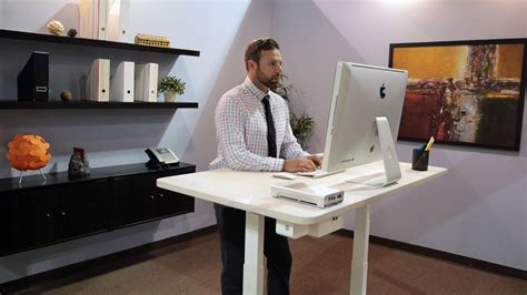 autonomous sit stand desk stand up for your health with the autonomous smart