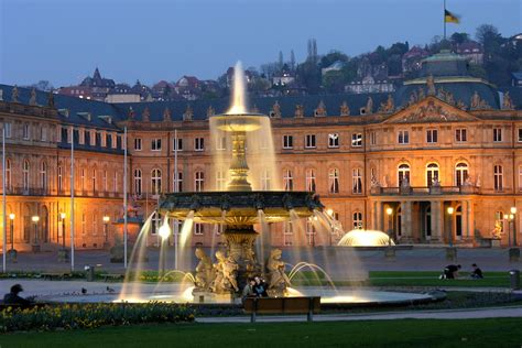 Stuttgart Germany People Dont Have To Be Anything Else
