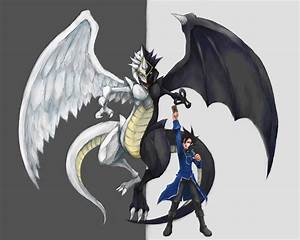 Light and Darkness Dragon - Yu-Gi-Oh! GX - Zerochan Anime ...