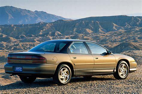 1993 Dodge Intrepid by 1993 97 Dodge Intrepid Consumer Guide Auto
