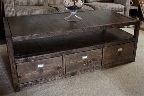 how to build a coffee table ana white rhyan coffee table diy projects