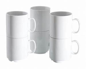 Porzellan Set Weiß : 36er set van well porzellan kaffeebecher profi 280ml wei stapelbar porzellan tassen und becher ~ Markanthonyermac.com Haus und Dekorationen