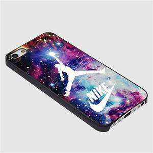 Jordan Nebula Galaxy Nike HRI for iPhone 4/4S,5,5C,5S ...