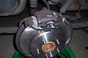 How To Change Rear Brakes And Rotors 2006 Dgc
