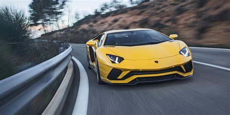 2017 Lamborghini Aventador S Review Caradvice
