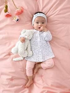 Photo De Bébé Fille : conjunto para beb menina menino vertbaudet ~ Melissatoandfro.com Idées de Décoration