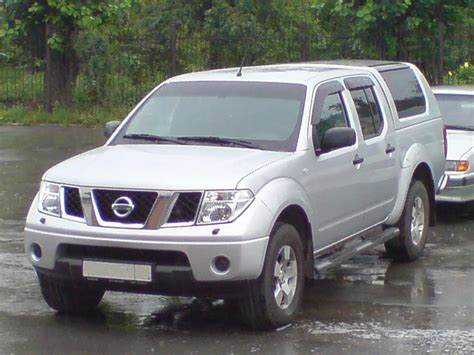 Nissan Navara Photo by Used 2007 Nissan Navara Photos 2500cc Diesel Manual