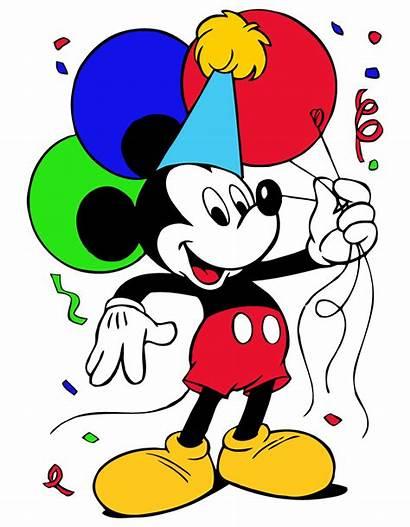 Mickey Mouse Clipart Birthday Clipartpanda Clip Disney