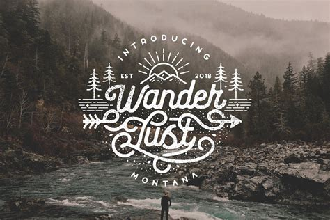Riverfall Semi Rounded Textured Font | Vintage fonts, Typeface, Script fonts