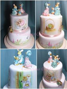 1St Birthday Beatrix Potter - CakeCentral com