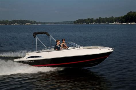 Starcraft Fishing Boats Reviews by 2014 Starcraft 1918 Limited Bowrider Boat Review