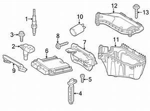 Audi Q5 Engine Camshaft Position Sensor  Liter  Right  Left - 07l905163c