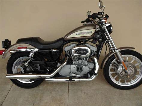 Harley Davidson Sportster Xl 1200 Roadster Motorcycles For