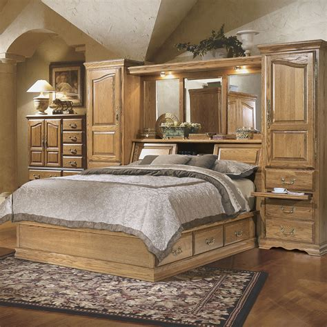 Bedroom Rental Sets by Master Pier Bedroom Set Provides Maximum