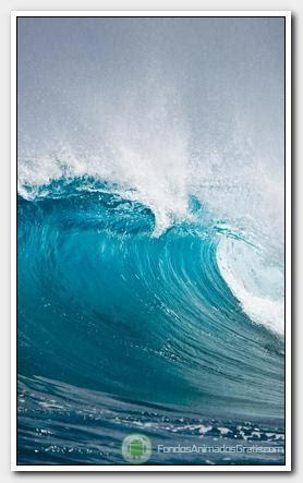 fondo animado de olas  android gratis