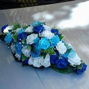 Deco Mariage Bleu Marine : composition de table pour mariage th me bleu marine bouquet de la mariee ~ Teatrodelosmanantiales.com Idées de Décoration