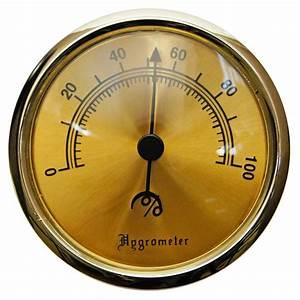 Humidors Hygrometer