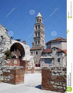 Old Church In Split  Croatia  Stock Photography