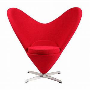 Verner Panton Chair : replica verner panton heart cone chair place furniture ~ Frokenaadalensverden.com Haus und Dekorationen