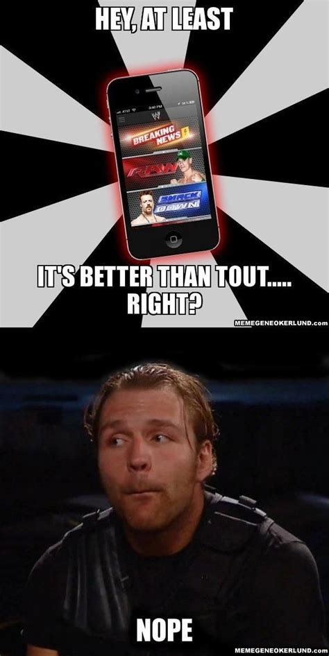 Wwe Memes Funny - 14 best wrestling memes lol images on pinterest wwe