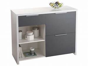 buffet de cuisine smog conforama pickture With conforama meuble de cuisine buffet