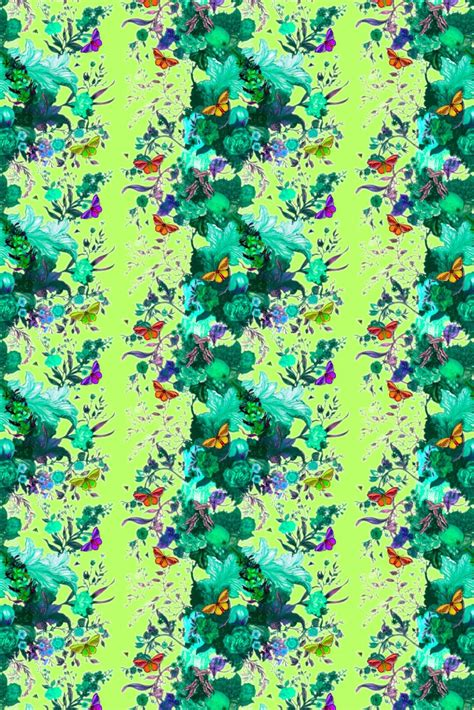 timorous beasties wallcoverings butterfly blurr wallpaper
